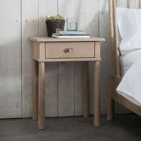 Laholm Bedside Table