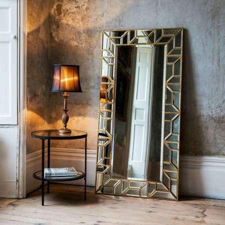 Vernon Leaner Floor Standing Mirror