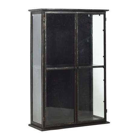 Nordal Downtown Small Iron Wall Cabinet from Accessories for the Home