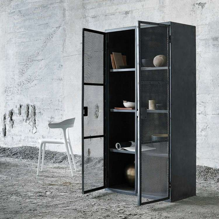 MUUBS Iron Display Cabinet from Accessroies for the Home
