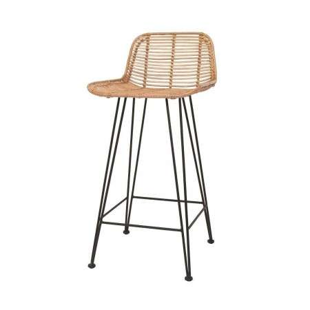 HKLiving Rattan Bar Stool Natural from Accessories for the Home