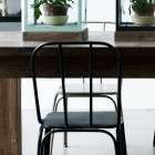 Metropolitan Iron Chairs - Set of 2 from Accessories for the Home
