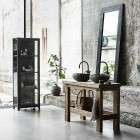 Muubs Iron Glass Cabinet 180 fro Accessories for the Home