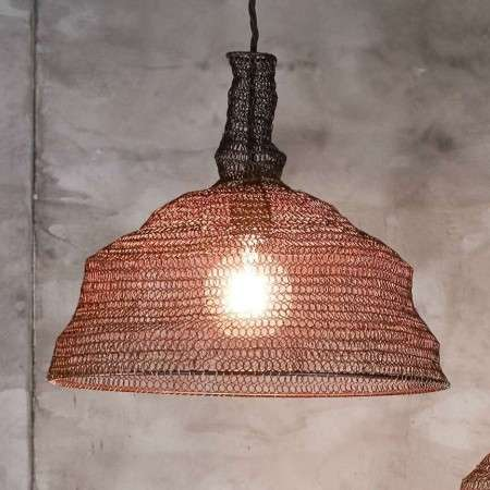 Jatani Wire Lamp Shade Conical