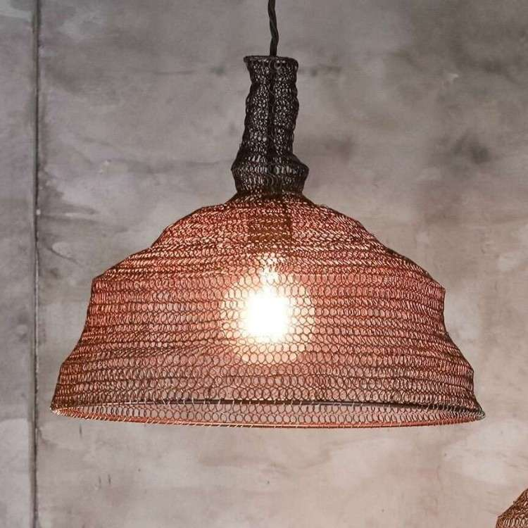 Nkuku jatani wire lamp shade oval jatani wire lamp shade conical from accessories for the home keyboard keysfo Gallery