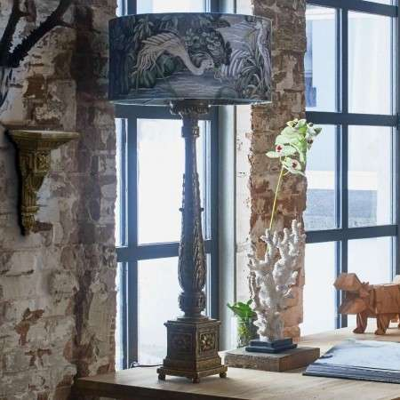 Baroque Jungle Lamp from Accessories for the Home