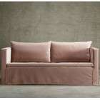 Tinekhome Rose Velvet Sofa Collection from Accessories for the Home