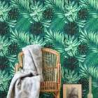 Mind The Gap Rainforest Wallpaper from Accessories for the Home