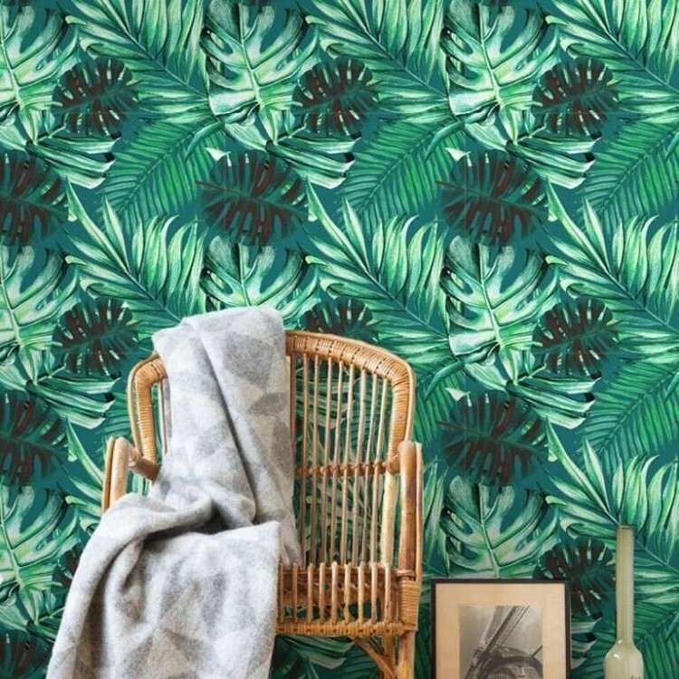 Rainforest Wallpaper from Accessories for the Home