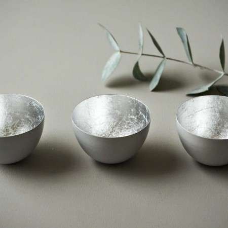 Grey Bowls Set of 3