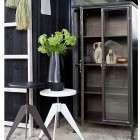Puristic Metal Cabinet from Accessories for the Home