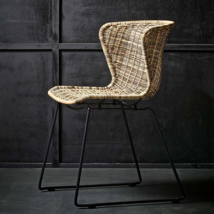 Woood Winged Back Chairs from Accessories for the Home
