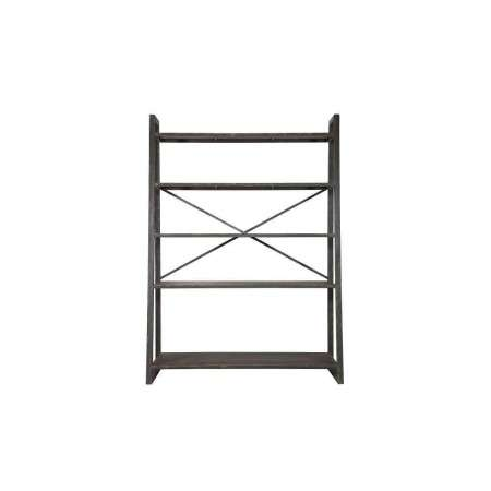 BePureHome Splurge Black Metal Shelving Unit from Accessories for the Home