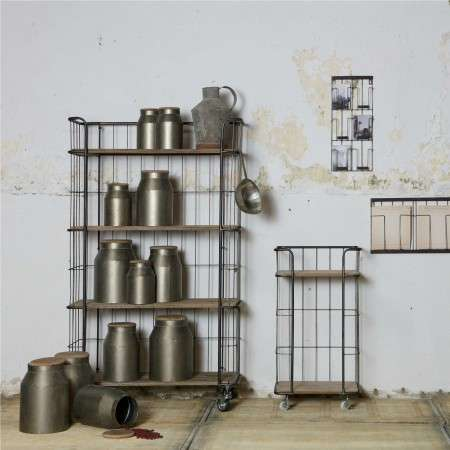 Giro Shelf Trolleys from Accessories for the Home