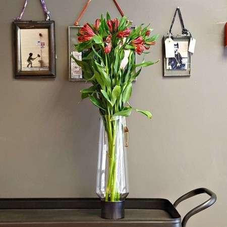 Ring Deco Vases Iron