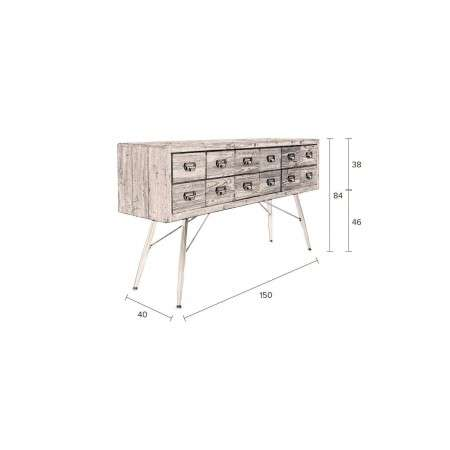 Six Cabinet from Accessories for the Home