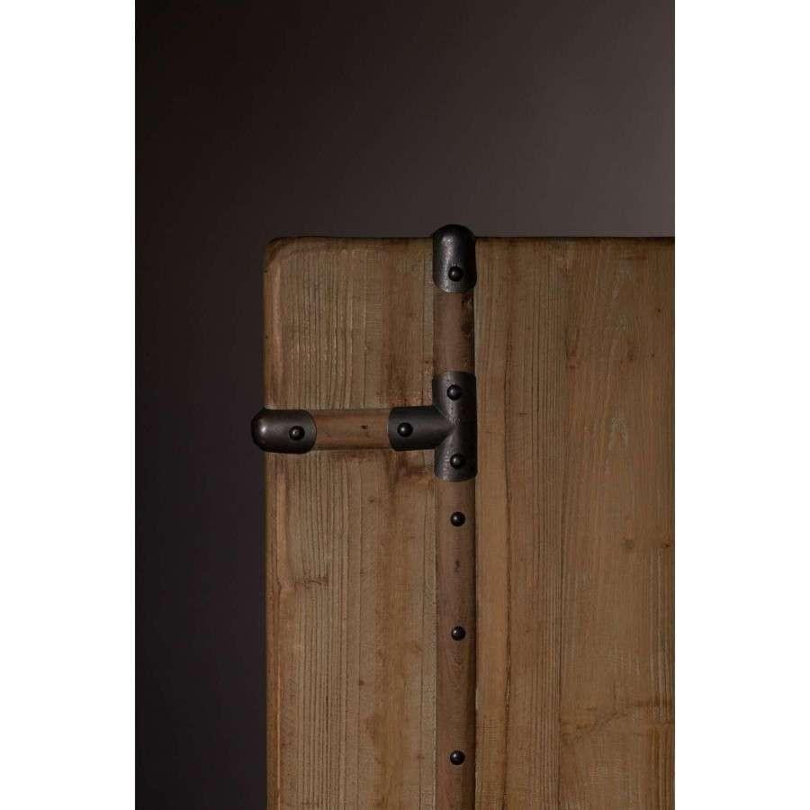 Dutchbone Lico Solid Wood Drinks Cabinet