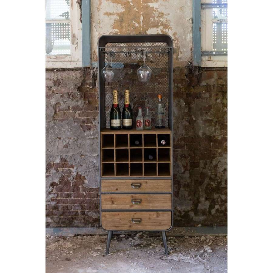 Dutchbone Vino Cabinet From Accessories For The Home