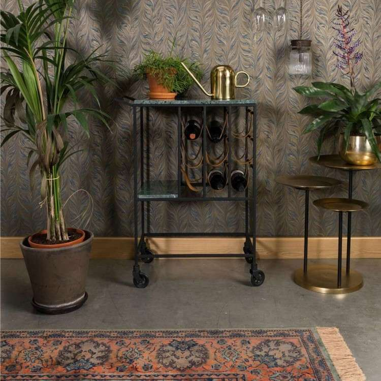 Mil Serving Trolley from Accessories for the Home