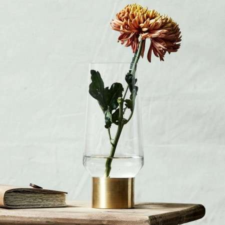 Ring Deco Vases Brass
