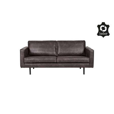 BePureHome Rodeo Leather 2 Seat Sofa from Accessories for the Home