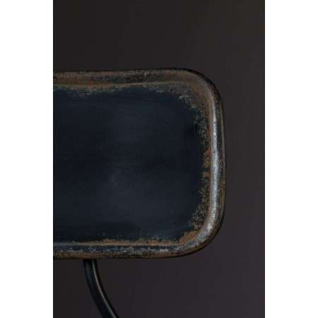 Dutchbone Ovid Industrial Counter Stool from Accessories for the Home