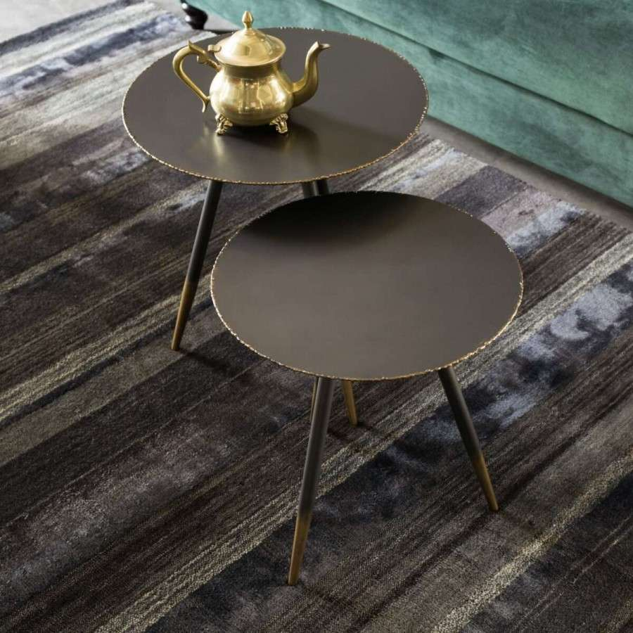 Stalwart Side Tables (Set of 2) from Accessories for the Home ... & Stalwart Side Tables (Set of 2)