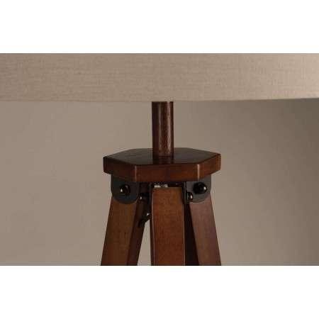 Dutchbone Rif Three Legged Floor Lamp from Accessories for the Home