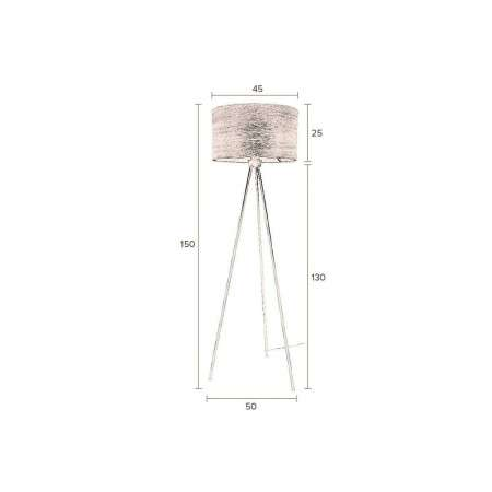 Dutchbone Woodland Floor Lamp from Accessories for the Home