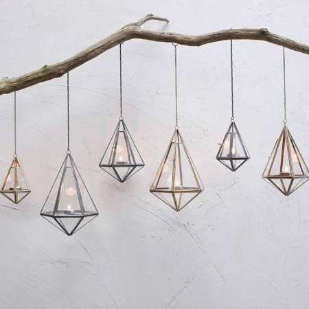Mokomo Hanging Lantern from Accessories for the Home