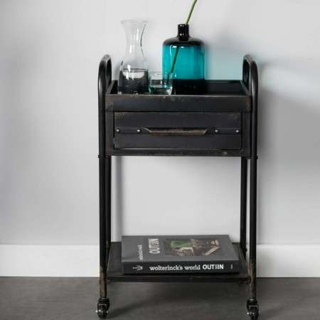 Dutchbone Vigo Trolley from Accessories for the Home