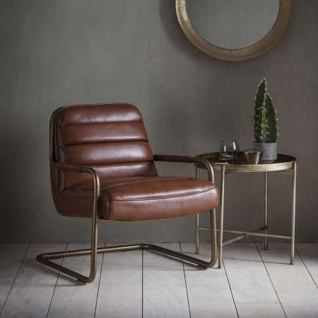 Swindon Matt Saddle Chair from Accessories for the Home