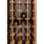 Dutchbone Fir Wood Claude Wine & Glass Cabinet from Accessories for the Home