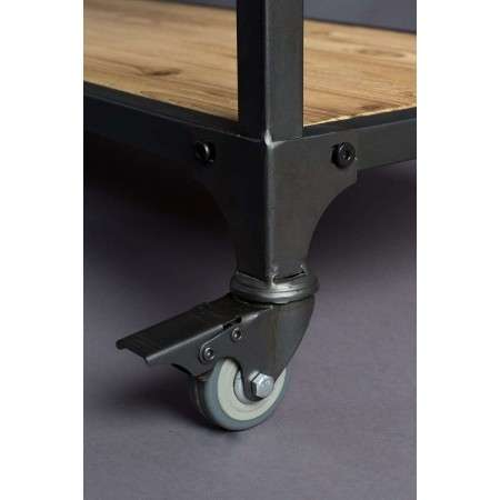 Dutchbone Consuela Metal and Wood Shelf from Accessories for the Home