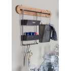 Dutchbone Marley Wall Rack from Accessories for the Home