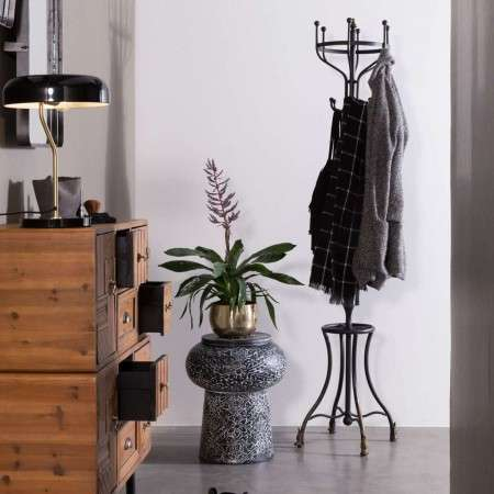 Dutchbone Flavi Antique Finish Coat Stand