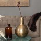 Hari Brass Vase from Accessories for the Home
