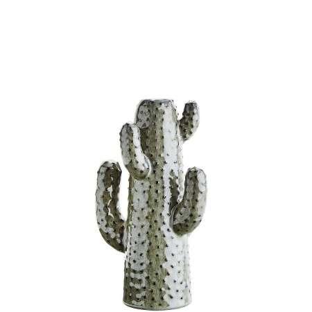 Madam Stoltz Ceramic Cactus Vase from Accessories for the Home
