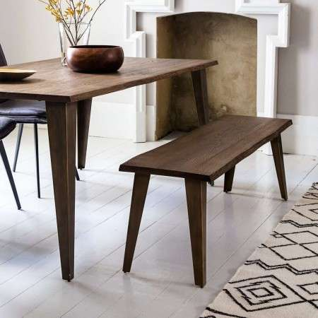 Flint Dining Bench from Accessories for the Home