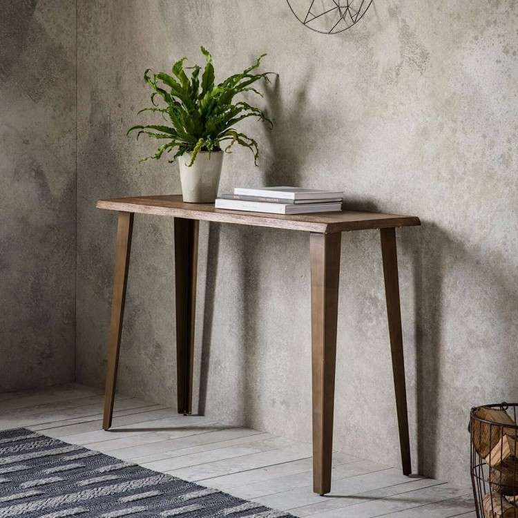 Flint Console Table from Accessories for the Home