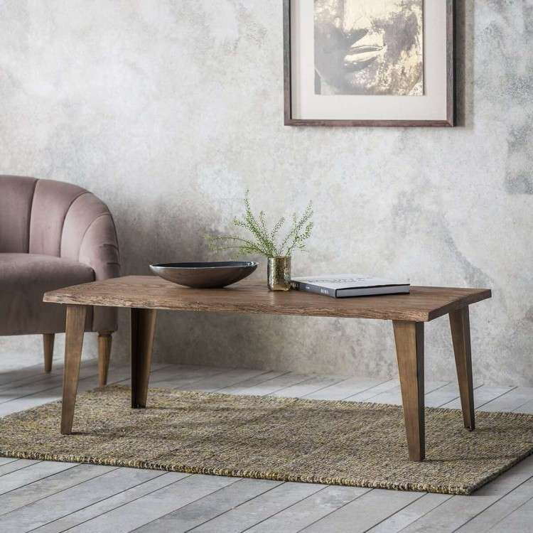 Flint Dark Oak Coffee Table from Accessories for the Home