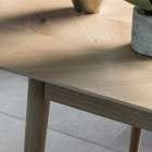 Malmo Solid Oak Dining Table from Accessories for the Home