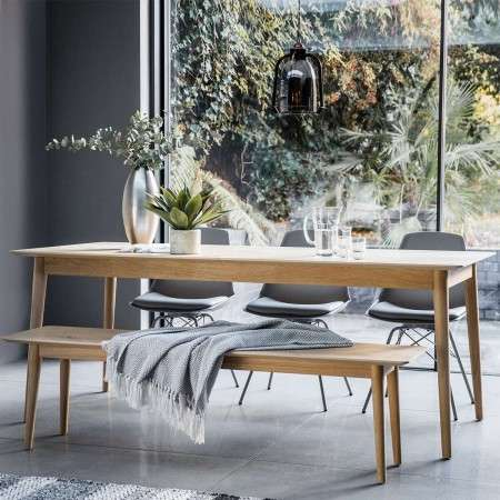 Malmo Extendable Dining Table from Accessories for the Home