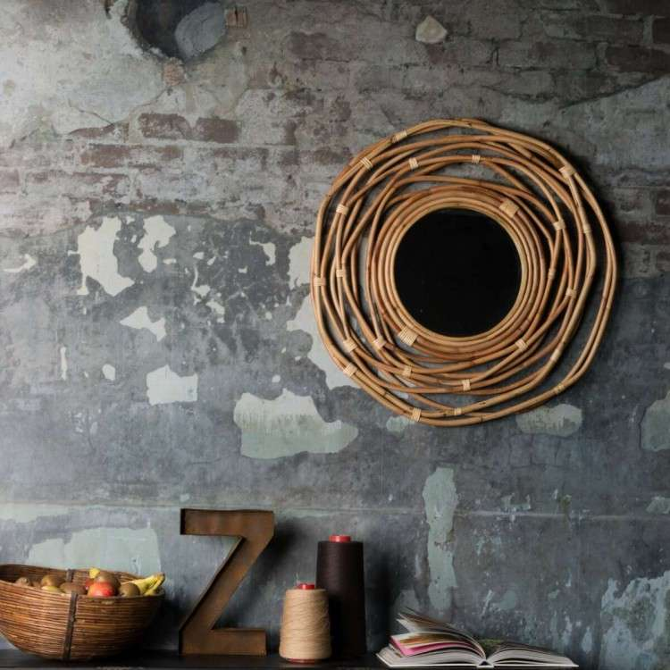 Kubu Mirror from Accessories for the Home