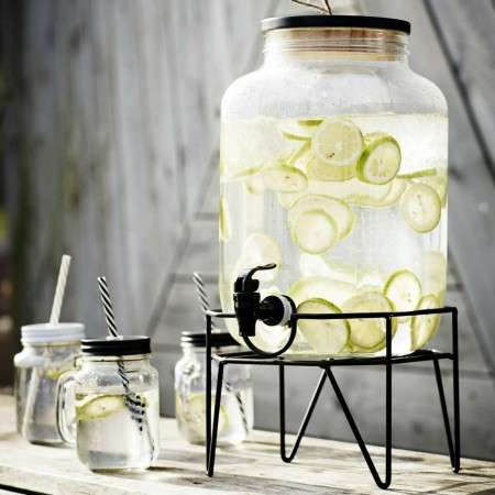 Summer Drinks Dispenser from Accessories for the Home