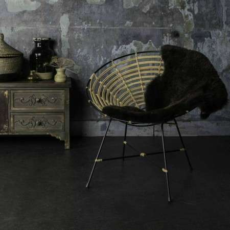 Dutchbone Kubu Round Chair from Accessories for the Home