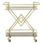 Art Deco Drinks Trolley from Accessories for the Home