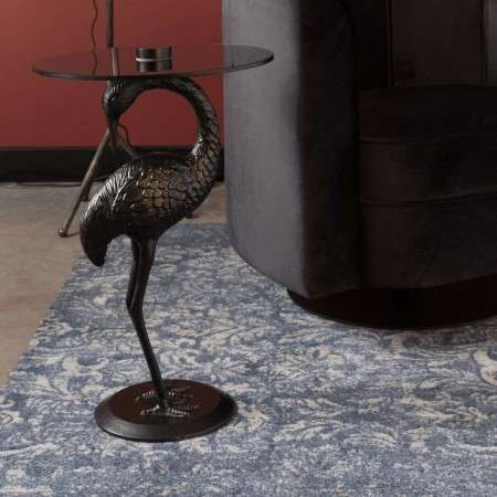 Black Crane Side Table from Accessories for the Home