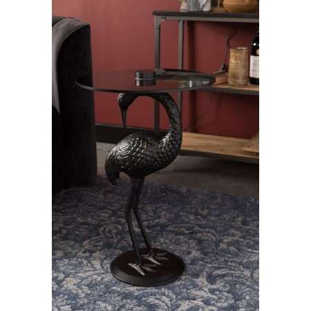 Dutchbone Crane Side Table (Black or Gold) from Accessories for the Home