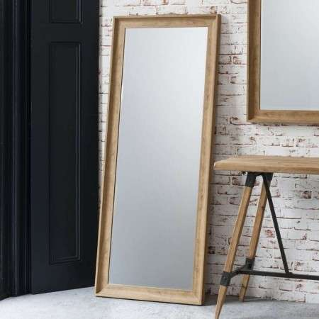 Filton Leaner Floor Standing Mirror from Accessories for the Home